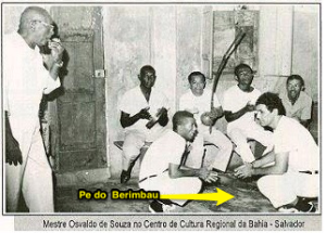 Pe do Berimbau